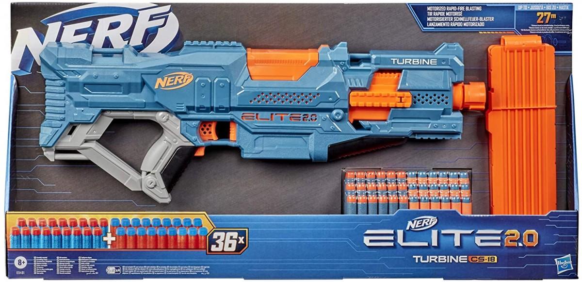 Hasbro Nerf Elite 2.0 Turbine CS 18 E9481EU4 Rotaļu ieroči
