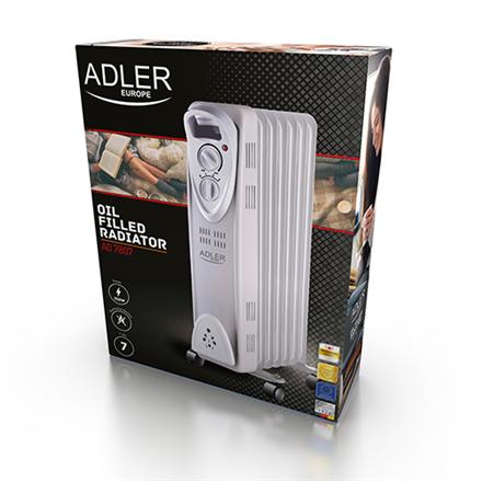 Oil-filled radiator AD 7807 1500W