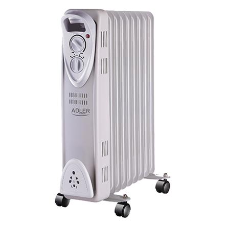 Oil-filled radiator AD 7808 2000W