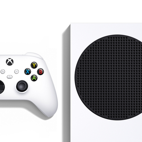 MICROSOFT Xbox Series S 512 GB spēļu konsole