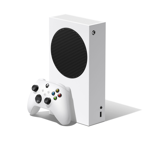 MICROSOFT Xbox Series S 512 GB (bojāts iepakojums) spēļu konsole