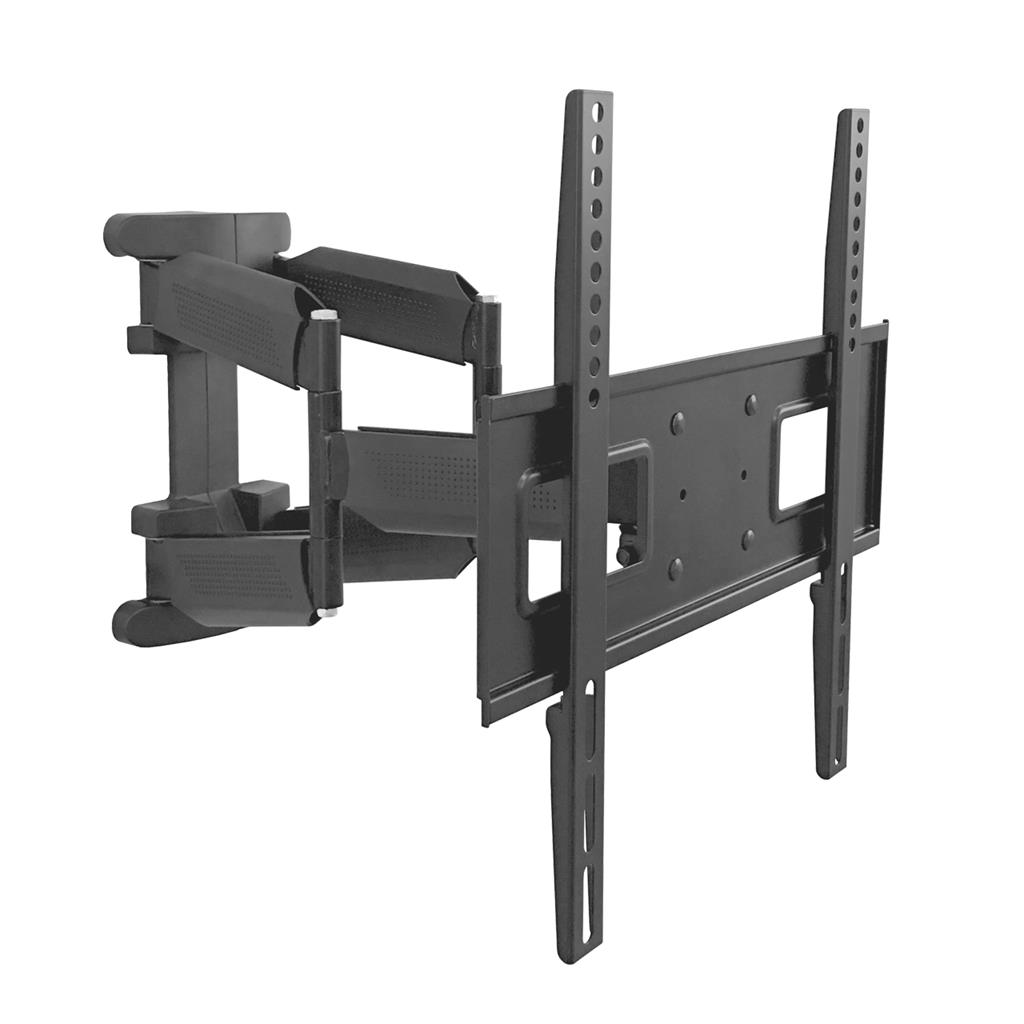 ART Holder AR-75 for LCD/LED 23-65'' 50kg reg. vertical/level double arm TV stiprinājums