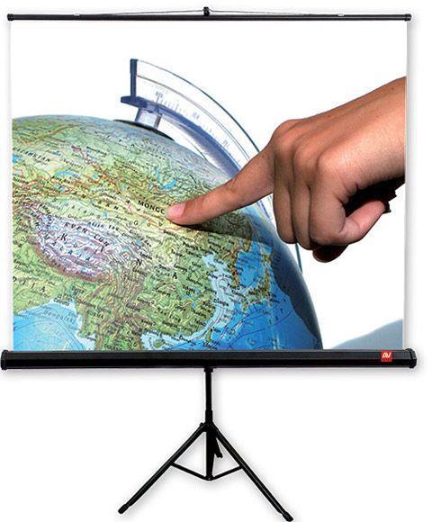 Avtek Tripod Standard 150 (1:1) ekrāns projektoram