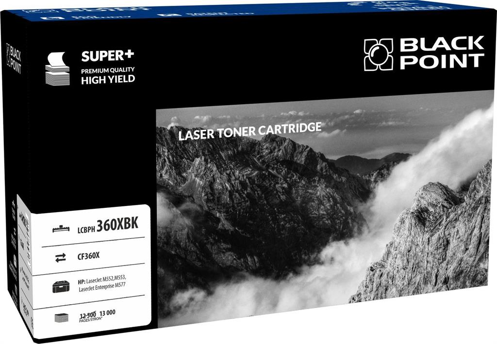 Toner Black Point LCBPH360XBK | black | 13 000 pp | HP M552 / M553 / M577
