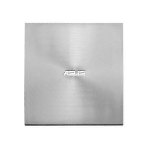 Asus SDRW-08U9M-U, USB Type-C and Type-A, Ultra-Slim, Silver diskdzinis, optiskā iekārta