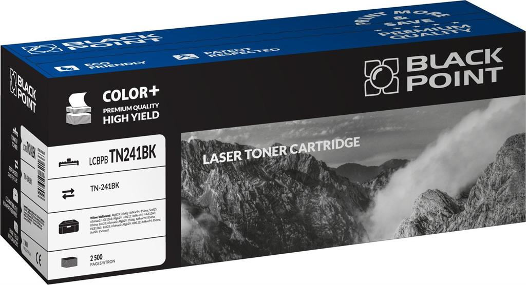 Toner Black Point LCBPBTN241BK | black | 2500 pp | Brother TN241BK