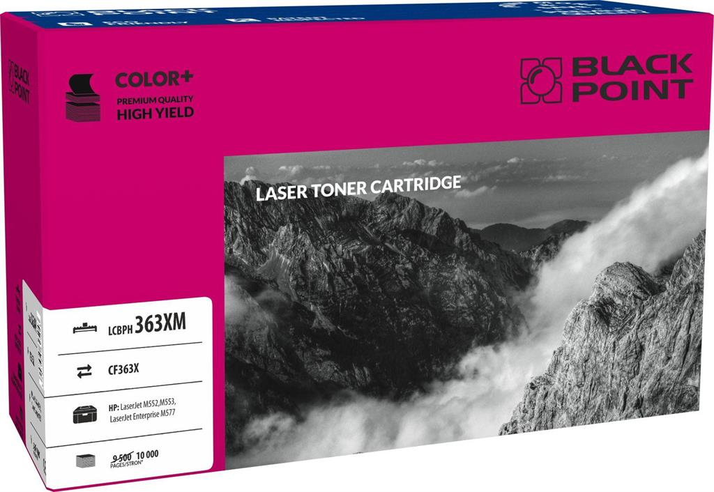 Toner Black Point LCBPH363XM | magenta | 10 000 pp | HP M552 / M553 / M577