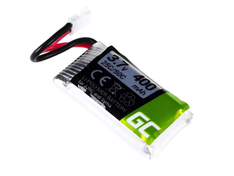 Green Cell Battery for JJRC H31 3.7V 400mAh