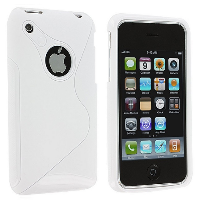 Telone Back Case S-Case iPhone 3G / 3GS aksesuārs mobilajiem telefoniem