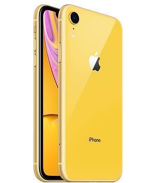 Apple iPhone XR 128GB Yellow Mobilais Telefons