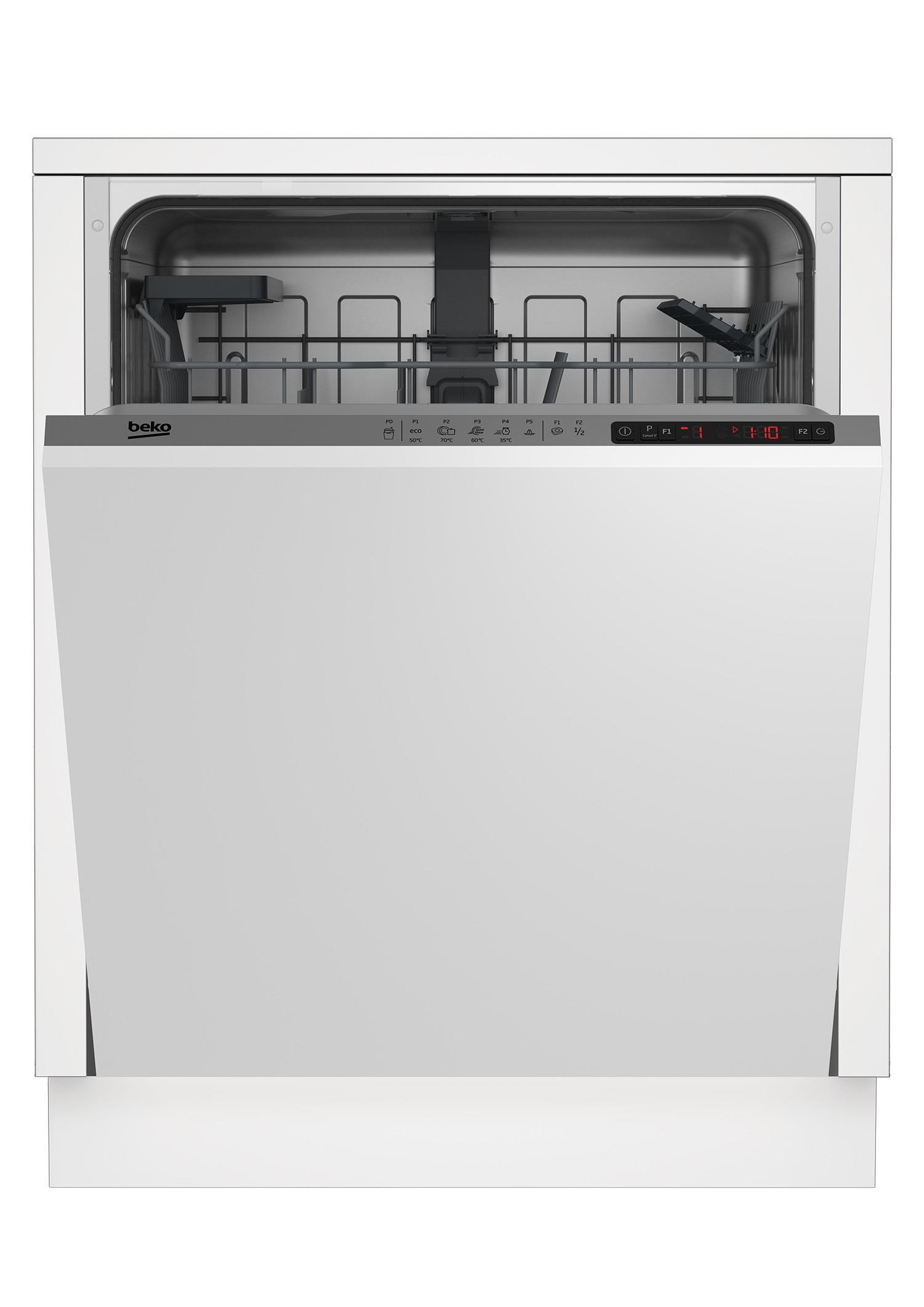 Dishwasher DIN25410 Iebūvējamā Trauku mazgājamā mašīna
