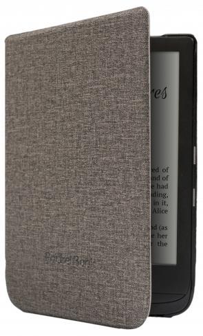 POCKETBOOK | Grey | WPUC-627-S-GY Elektroniskais grāmatu lasītājs