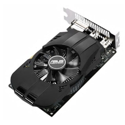 ASUS GeForce GTX 1050 Ti, 4GB GDDR5 (128 Bit), HDMI, DVI, DP video karte