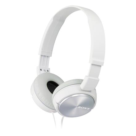 Sony MDR-ZX310APW white austiņas