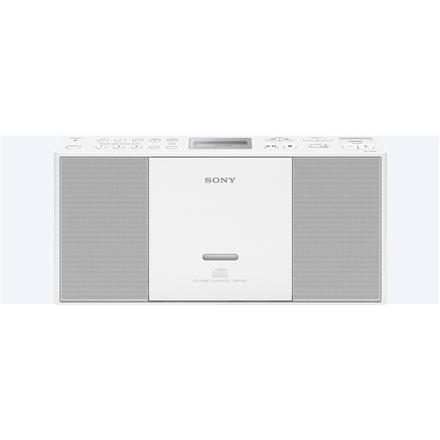Sony CD Boombox ZS-PE60W mūzikas centrs