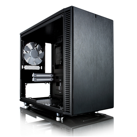 FRACTAL DESIGN Define Nano S Black Datora korpuss