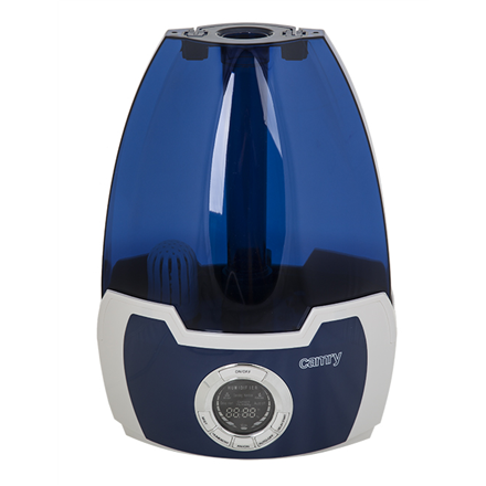 Camry CR 7956 humidifier Steam 5.8 L 30 W Blue,White Klimata iekārta