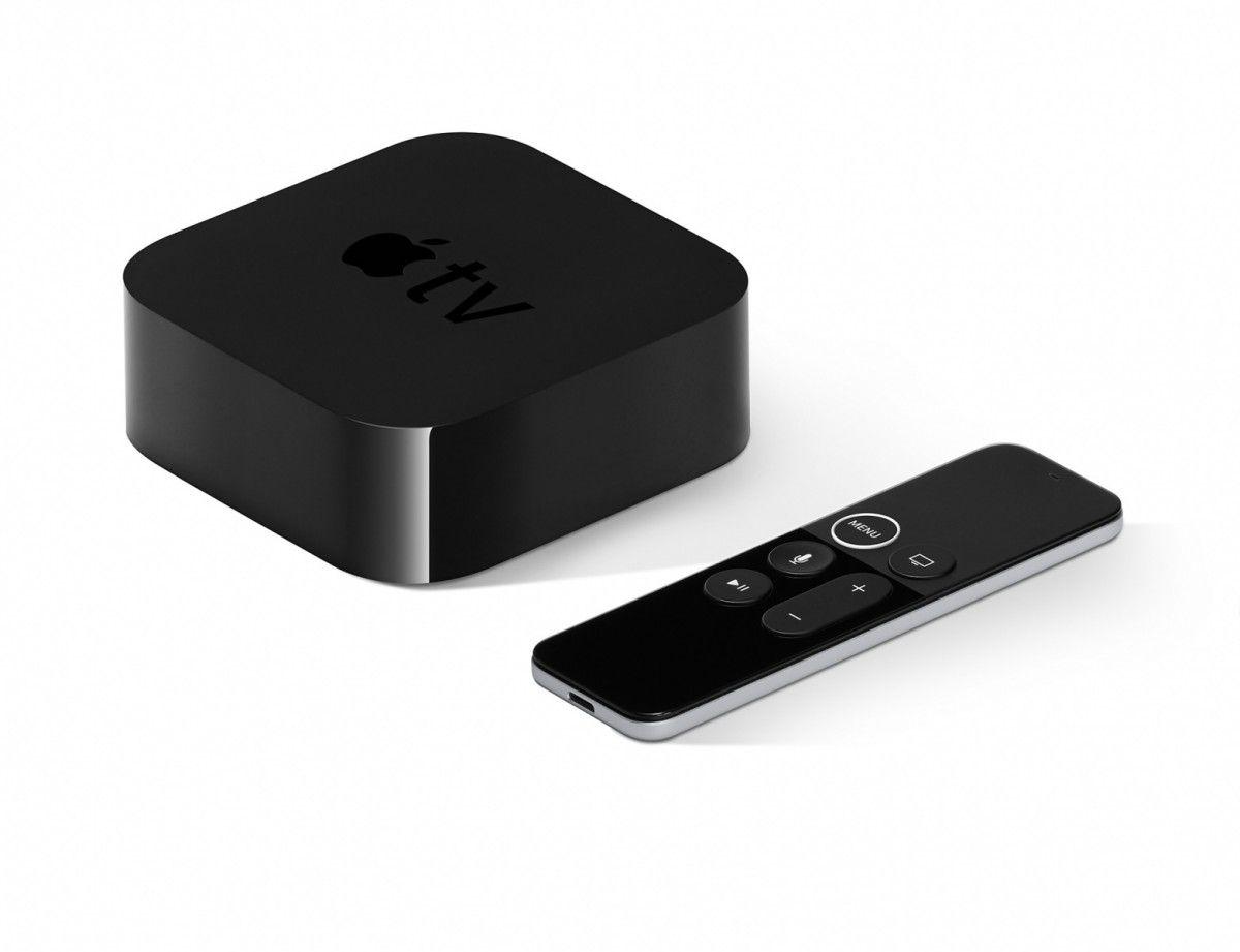 Apple TV (4th generation) 32GB MR912FD/A multimēdiju atskaņotājs