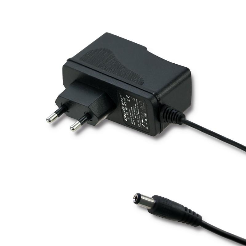 Qoltec LED power supply IP20 | 12W | 12V | 1A | 5.5*2.1 apgaismes ķermenis