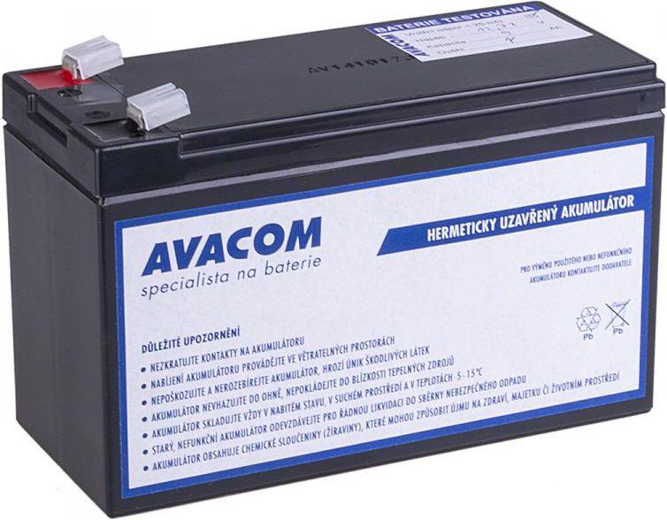 Avacom alternative APC RBC17 (AVA-RBC17) UPS aksesuāri