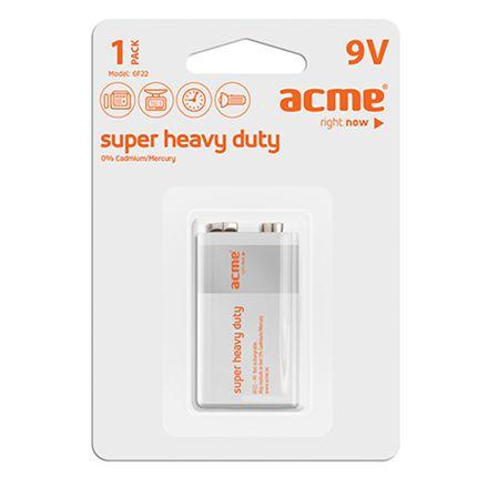 ACME 6F22 Baterija