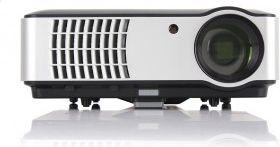 ART Projector LED WIFI  with andr.HDMI 1280x800 projektors