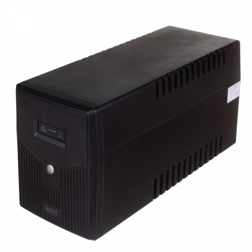 UPS Line-Ineractive 1500VA/900W LED nepārtrauktas barošanas avots UPS