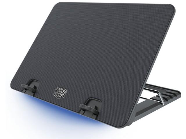 Cooler Master colling notebook Eegostand IV portatīvā datora dzesētājs, paliknis