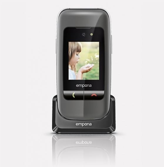 Telephone One V200 gray V200 GREY Mobilais Telefons