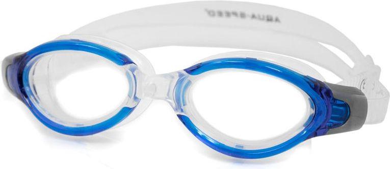 Aqua-Speed OKULARKI PLYWYWACKIE TRITON 01 niebieski (49603) 49603