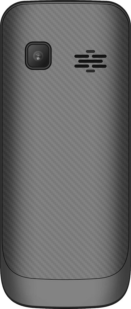 Telephone MM 142 DUAL SIM gray MAXCOMMM142GRAY Mobilais Telefons