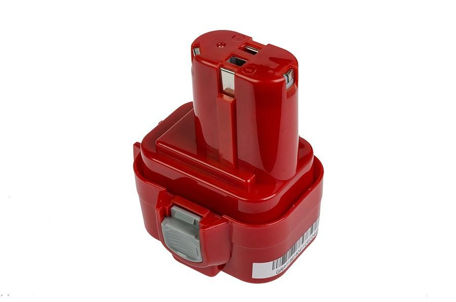 Green Cell Power Tool Battery for Makita 6207D 6222D 6261D 6503D 6909D 6991D 9120 9122 9134 9135 PA09
