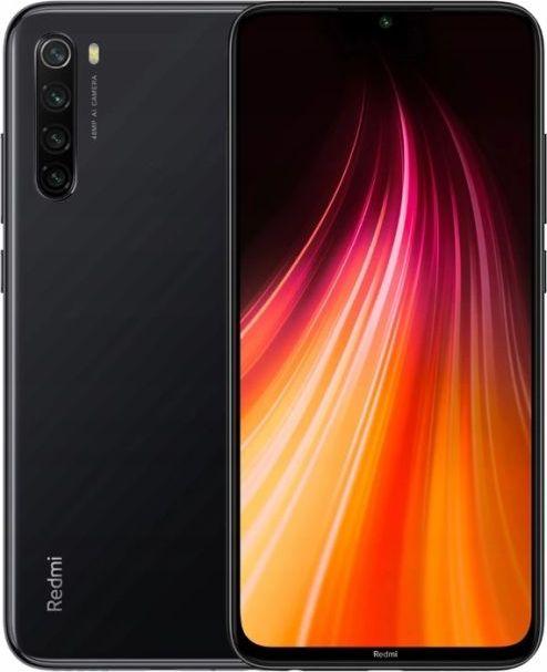 Xiaomi Redmi Note 8 4GB/128GB space black Mobilais Telefons