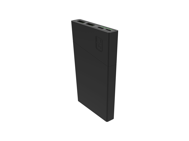 Green Cell PowerPlay10 10000mAh USB-C 18W PD and 2x USB-A GC Ultra Charge aksesuārs mobilajiem telefoniem