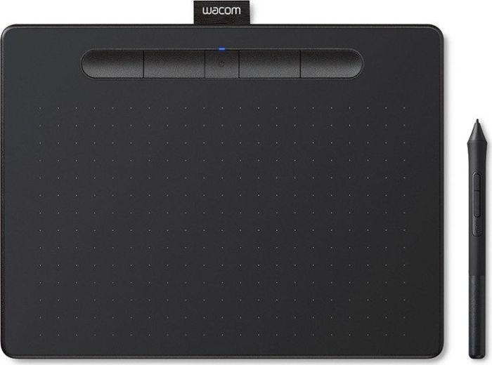 Wacom Intuos M Bluetooth black grafiskā planšete