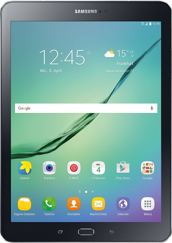 SAMSUNG Galaxy Tab S2 9.7 WiFi 4G LTE Black Planšetdators