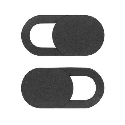 Private Camera cover black aksesuārs portatīvajiem datoriem