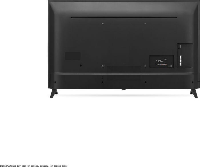 LG 49UK6200PLA ULTRA HD SMART TV Wi-Fi 2018 LED Televizors