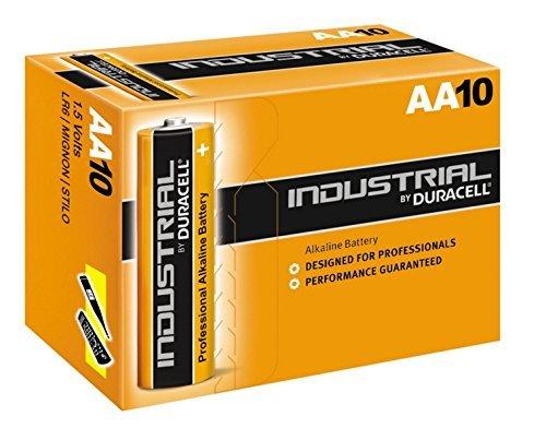Duracell Industrial (Box) LR06 AA 10 pcs Baterija