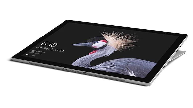 Laptop Microsoft Surface Pro (GWP-00004) Portatīvais dators