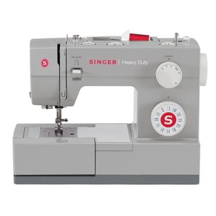 Singer Sewing machine SMC 4423 Grey, Number of stitches 23, Automatic threading Šujmašīnas