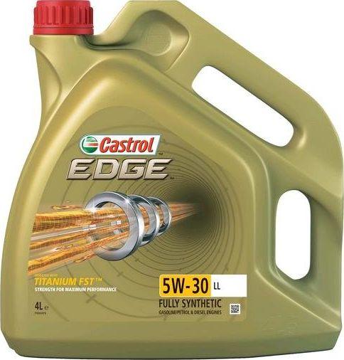 Castrol Edge Titanium FST LL 5W30, 4L engine oil motoreļļa