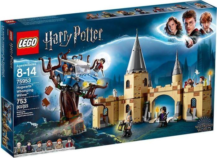 LEGO Harry Potter 75953 Hogwarts Whomping Willow LEGO konstruktors