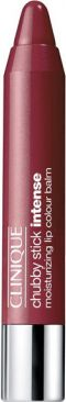 Clinique Chubby Stick Intense Moisturizing Lip Color Balm Lip balm in crayon 01 Curviest Caramel 3g Lūpu krāsas, zīmulis