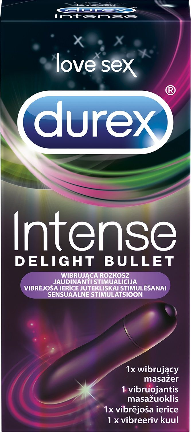 Durex Play Delight vibrating delight 5052197035537