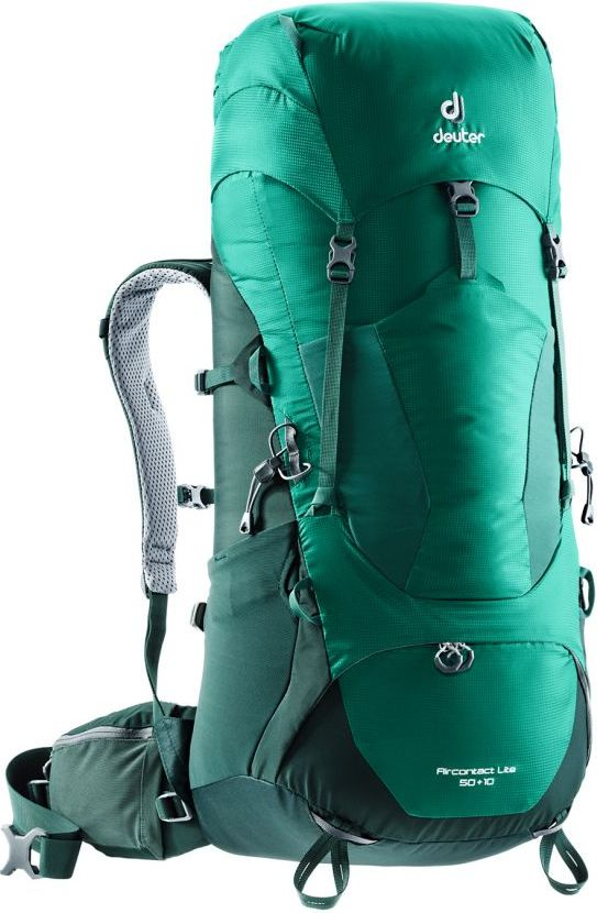 Deuter Aircontact Lite 50 + 10 alpinegreen-forest backpack (334031822310)
