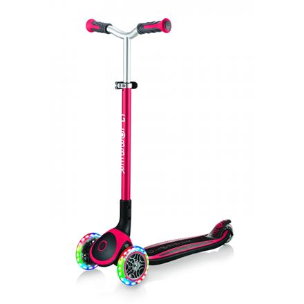 GLOBBER scooter Master Lights red, 662-102 4895224401391