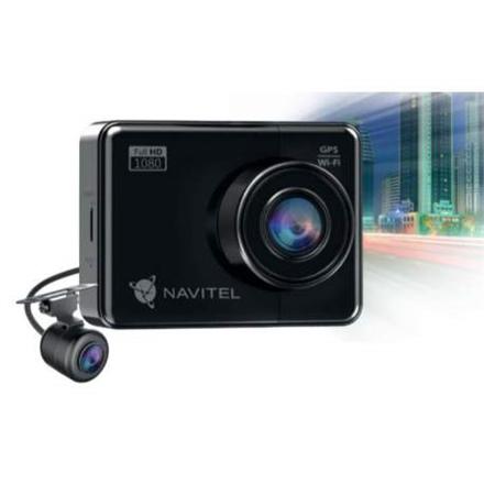 Navitel Dual GPS Video Recorder R700 Yes videoreģistrātors