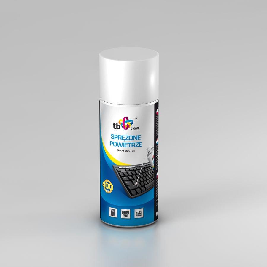TB Clean Spray duster 400 ml tīrīšanas līdzeklis