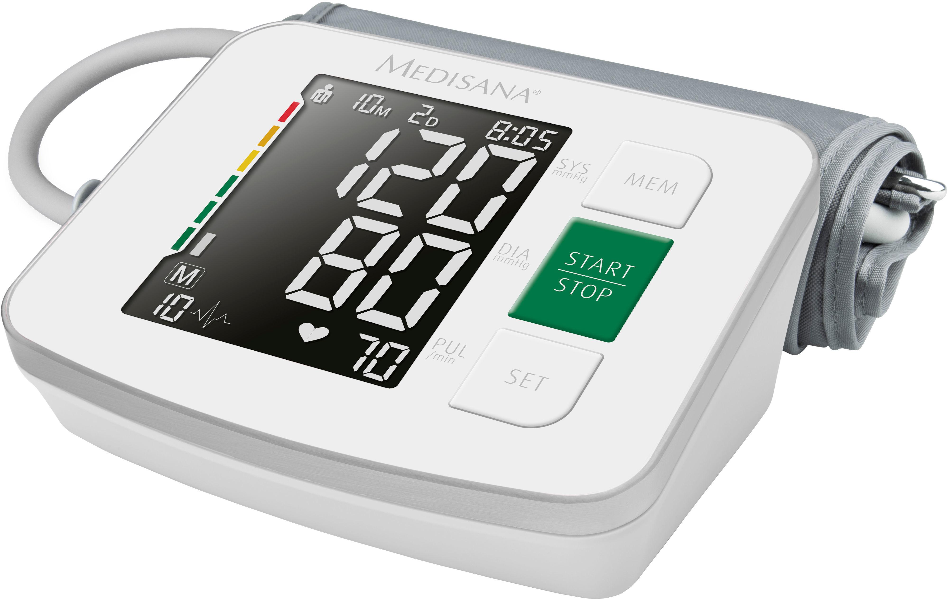 Medisana Pressure gauge arm Medisana 51165 asinsspiediena mērītājs